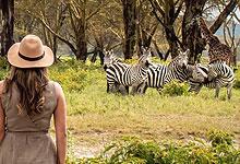 2 Days 1 Night Crater Lake Game Sanctuary Naivasha Safari from Nairobi