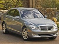 Top-Class Luxury Limousine