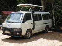 Safari Minivan / Minibus