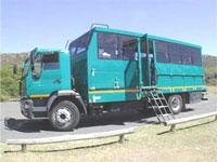Overland Truck / Bus