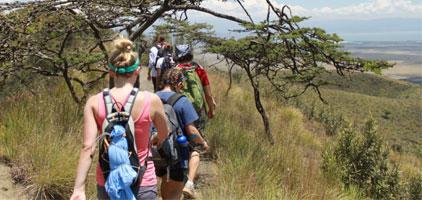 Menengai Crater Nakuru 1 Day Hiking Tour