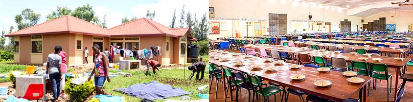 Agahozo Shalom Rwandan Orphaned Youth Village 1 Day Visit