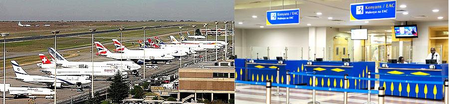 Jomo Kenyatta International Airport Helicopter Transfer