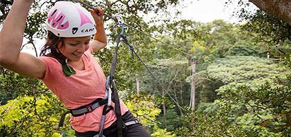 Mabira Forest Uganda Zip Lining 1 Day Tour