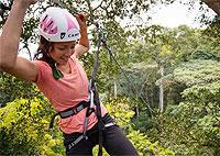 Mabira Forest Uganda Zip Lining 1 Day Tour – Uganda