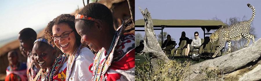 2 Days 1 Night Masai Mara Flying Safari Package