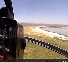 1 Day Nakuru Helicopter Scenic Flight Safari