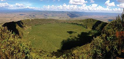 Mount Longonot Hiking Day Trip Safari