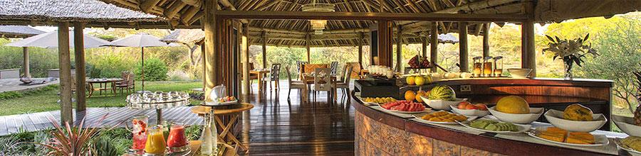 Tsavo West Hotels Lodges Camps