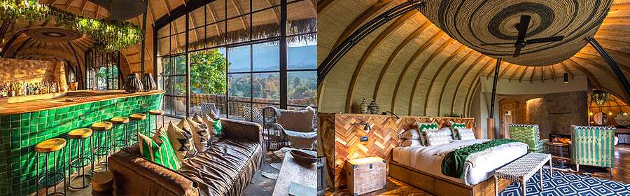 Volcanoes Rwanda Lodges Camps Hotels Accommodation