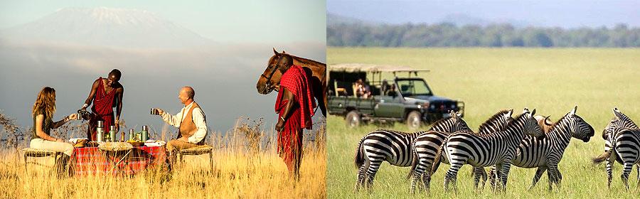 2 Nights 3 Days Chyulu Hills National Park Flying Safari