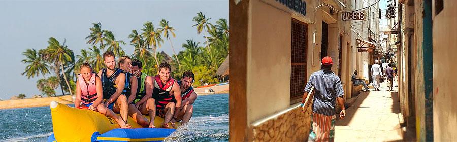3 Days 2 Nights Lamu Island Flying Beach Holiday