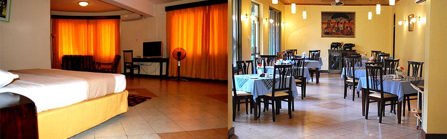 Moshi Hotels Tanzania Park view Inn