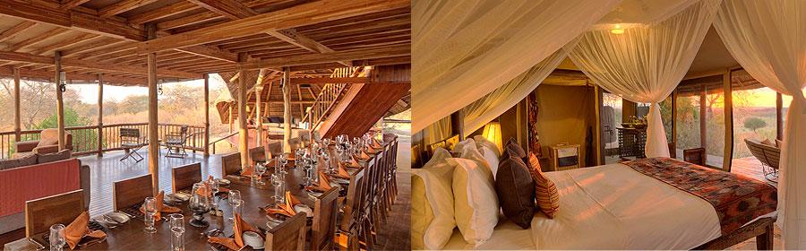 Tarangire Hotels Lodges Camps Tanzania
