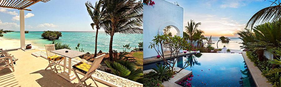 Aiyana Luxury Accommodation on Pemba Island