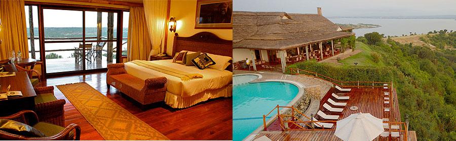 Queen Elizabeth National Park Hotels Camps Lodges Accommodation