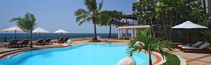 Zanzibar City Hotels Stone Town Accommodation